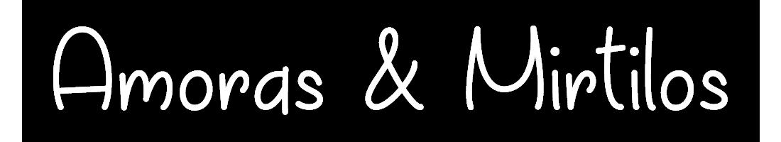 Amoras & Mirtilos