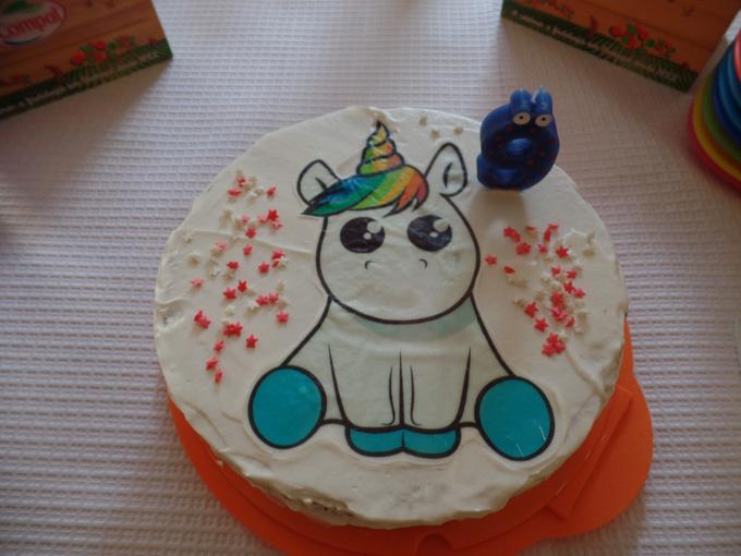 bolo de aniversário infantil
